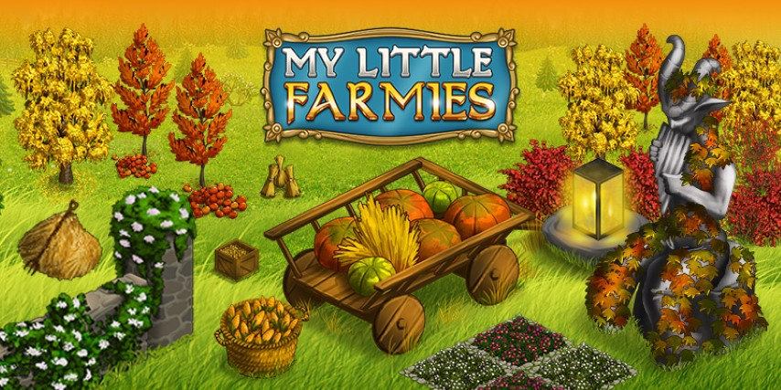 Herbst Event in Browser Games